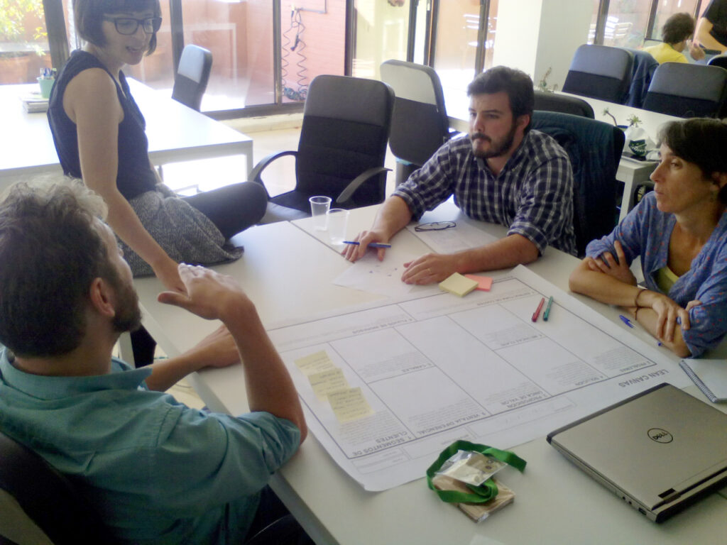 Mentores en Greenweekend Sevilla